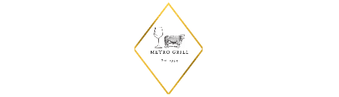 Metropolitan Grill Springfield Missouri Logo